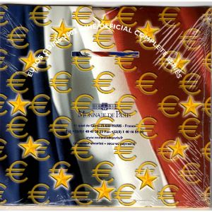 Monnaies Euros, France , Coffret BU 2003, Neuf