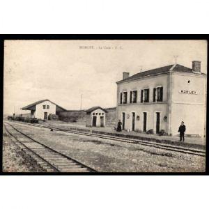 MORLEY - La Gare