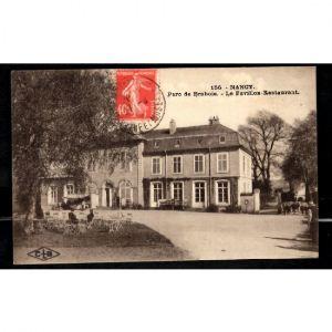 NANCY - Parc de Brabois - Le Pavillon Restaurant