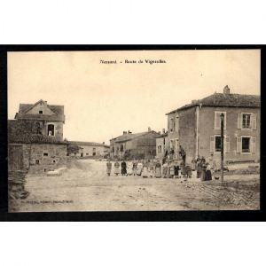 NONSARD - Route de Vigneulles