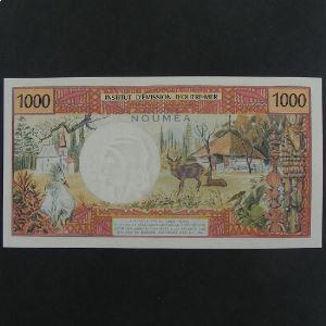 Nouvelle Caledonie, Nouméa, 1000 Francs ND, UNC-