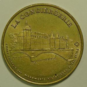Paris, La Conciergerie, 2001