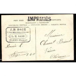 PARIS Les Fêtes de la Mi-Carême de 1911