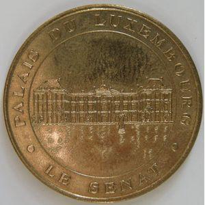 Paris, Palais du Luxembourg N°1, 1999
