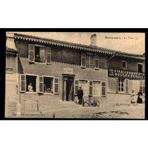 PASSAVANT - La Place - Epicerie GOULET-TURPIN - Debit de Tabac N°131