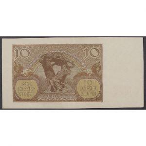 Pologne, 10 Zlotych 1.3.1940, XF