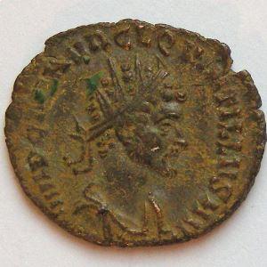 QUINTILLE, QUINTILLUS, Antoninien, PROVIDENT AVG, TTB/TTB+