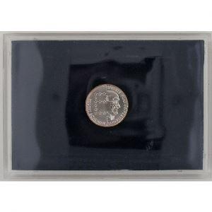 Robert Schuman, 10 Francs 1986, BU argent, KM#958a