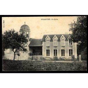 ROLAMPONT - La Crèche