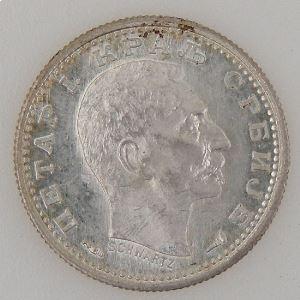 Serbie, Serbia, 50 Para 1915, SUP+, KM#24.1