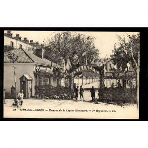 SIDI BEL ABBES - Caserne de la Legion Etrangère - 1er Régiment