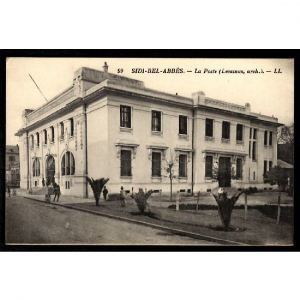 SIDI BEL ABBES - La Poste