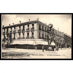 SIDI BEL ABBES - Le Café du Commerce