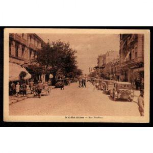 SIDI BEL ABBES - Rue Prudhon