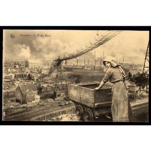 Souvenir du Pays Noir - Métier Mines