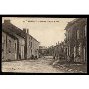 TOURTERON (Ardennes) - Grande Rue