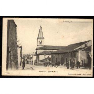 VERDUN - Eglise St Victor