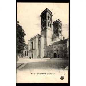 VERDUN (Meuse) - La Cathédrale